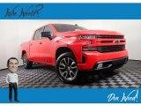 2020 Red Hot Chevrolet Silverado 1500 RST Crew Cab 4x4 #141689993