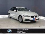 2018 Mineral White Metallic BMW 3 Series 320i Sedan #141705290