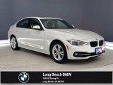 2017 Mineral White Metallic BMW 3 Series 330i Sedan #141705285
