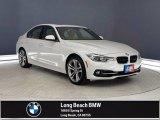 2018 Mineral White Metallic BMW 3 Series 330i Sedan #141723217