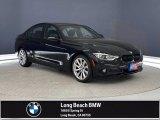 2018 Jet Black BMW 3 Series 320i xDrive Sedan #141723216