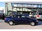 2000 Indigo Blue Pearl Metallic Volkswagen Passat GLS 1.8T Sedan #1414426