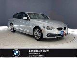 2018 Glacier Silver Metallic BMW 3 Series 320i Sedan #141748854