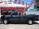 2005 Dark Gray Metallic Chevrolet Silverado 1500 Z71 Regular Cab 4x4 #14159849