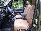 Jeep Wrangler Unlimited Interiors