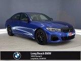 2021 Portimao Blue Metallic BMW 3 Series M340i Sedan #141777739