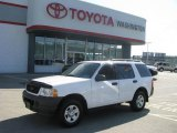 2003 Oxford White Ford Explorer XLS 4x4 #14153855