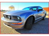 2006 Tungsten Grey Metallic Ford Mustang GT Premium Coupe #1404046