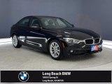 2018 Jet Black BMW 3 Series 320i Sedan #141802690