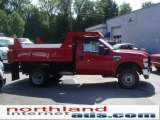 2009 Ford F350 Super Duty XL Regular Cab 4x4 Chassis Dump Truck Data, Info and Specs