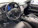 Maserati Ghibli Interiors