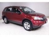 2011 Tango Red Pearl Honda CR-V LX 4WD #141839561
