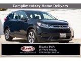 2019 Crystal Black Pearl Honda CR-V LX #141839490