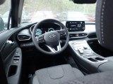 Hyundai Santa Fe Hybrid Interiors