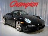 2007 Black Porsche 911 Carrera S Cabriolet #14146620