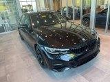 2021 Black Sapphire Metallic BMW 3 Series 330i xDrive Sedan #141888492