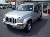2002 Bright Silver Metallic Jeep Liberty Limited #14146134