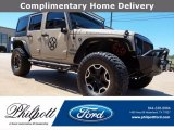 2016 Mojave Sand Jeep Wrangler Unlimited Sport 4x4 #141911809