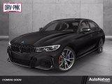 2021 Black Sapphire Metallic BMW 3 Series M340i Sedan #141911826