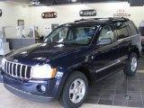 2006 Midnight Blue Pearl Jeep Grand Cherokee Limited 4x4 #14158333