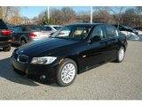 2009 Jet Black BMW 3 Series 328i Sedan #1413471