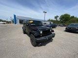 2016 Black Jeep Wrangler Unlimited Rubicon Hard Rock 4x4 #142026934