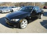 2009 Jet Black BMW 3 Series 328xi Coupe #1413469