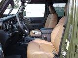 Jeep Gladiator Interiors