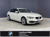 2018 Alpine White BMW 3 Series 320i Sedan #142053211
