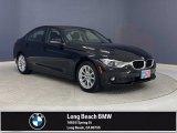 2018 Black Sapphire Metallic BMW 3 Series 320i Sedan #142136417