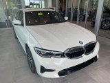 2021 Alpine White BMW 3 Series 330i xDrive Sedan #142162907