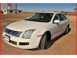 2008 White Suede Ford Fusion SE #1404121