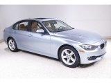 2015 Liquid Blue Metallic BMW 3 Series 320i xDrive Sedan #142232232
