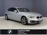 2018 Glacier Silver Metallic BMW 3 Series 340i Sedan #142251506