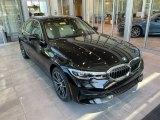 2021 Jet Black BMW 3 Series 330i xDrive Sedan #142264410