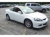 2006 Taffeta White Acura RSX Sports Coupe #14224623