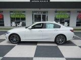 2020 Alpine White BMW 3 Series 330i xDrive Sedan #142289941