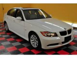 2006 Alpine White BMW 3 Series 325i Sedan #14162680