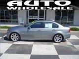 2006 Silver Grey Metallic BMW 3 Series 330i Sedan #14161456