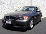 2006 Sparkling Graphite Metallic BMW 3 Series 325xi Sedan #14147268