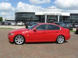 2006 Imola Red BMW 3 Series 330i Sedan #14224111