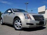 2009 Gold Mist Cadillac CTS Sedan #14207736
