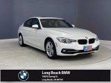 2018 Mineral White Metallic BMW 3 Series 330i Sedan #142381998