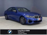 2020 Portimao Blue Metallic BMW 3 Series M340i Sedan #142391059