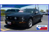 2006 Black Ford Mustang GT Premium Coupe #14164748