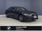 2021 Jet Black BMW 3 Series 330i Sedan #142391052