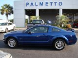 2006 Vista Blue Metallic Ford Mustang GT Premium Coupe #14160332