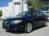 2008 Deep Sea Blue Pearl Effect Audi A4 2.0T Special Edition Sedan #1410837