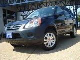 2006 Royal Blue Pearl Honda CR-V EX 4WD #14211828