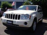2006 Stone White Jeep Grand Cherokee Laredo 4x4 #14160428